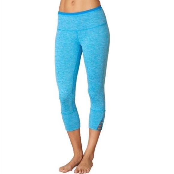 c197176b77 Prana Pants   Tori Capri Leggings With Hidden Pocket   Poshmark